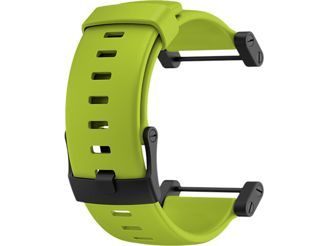 Suunto Core Flat Silicone Strap crush lime